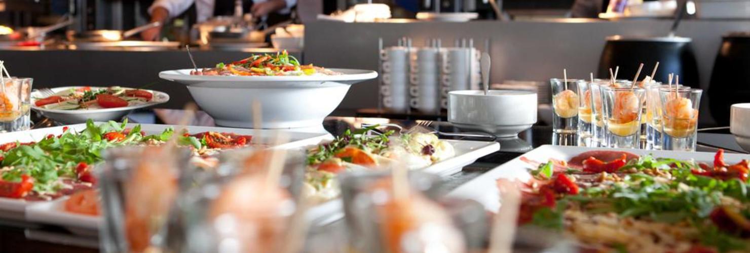 Brunch Van Der Valk Hotel Restaurant Amersfoort A1